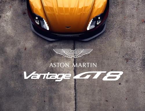 Aston Martin – THE CODE Vantage GT8