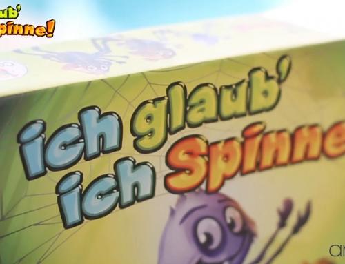 TV Spot – Ich glaub, Ich Spinne! – Kinderspiel