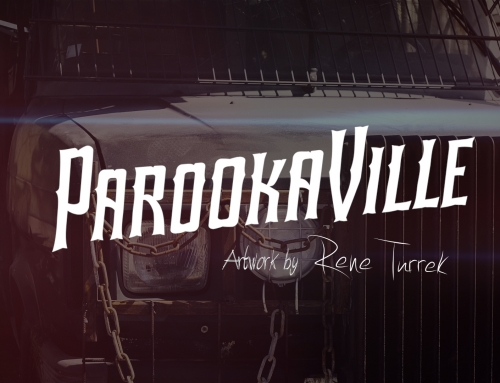 we are excited to be a part of PAROOKAVILLE