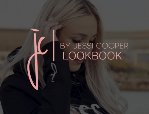 LOOKBOOK by Jessi Cooper
