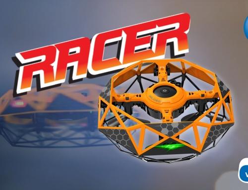 Werbespot VEDES Racer I/R Air Spider Drohne