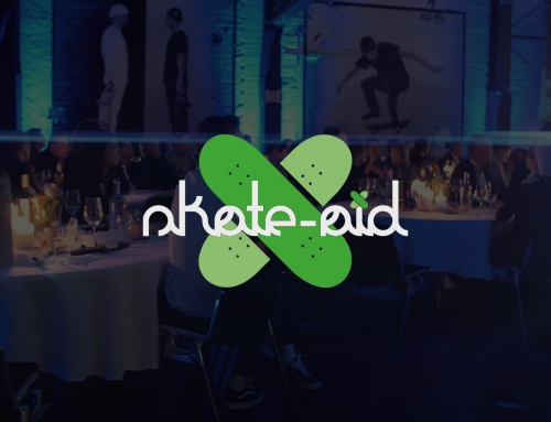 C&A skate-aid night 2018 supported by Innogy