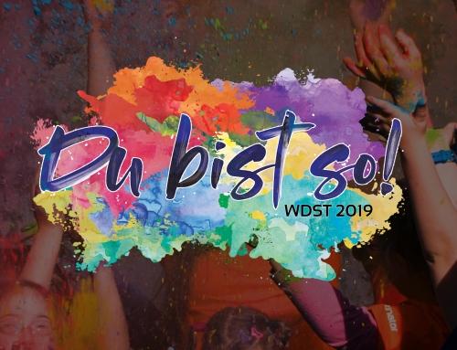 Du bist so! Musikvideo zum Welt-Down-Syndrom-Tag 2019