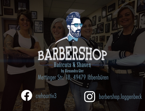 Crehaartiv³ – Barbershop Laggenbeck – Imagefilm 2019